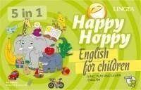 Happy Hoppy Gry i zabawy z angielskim w.2 LINGEA - praca zbiorowa