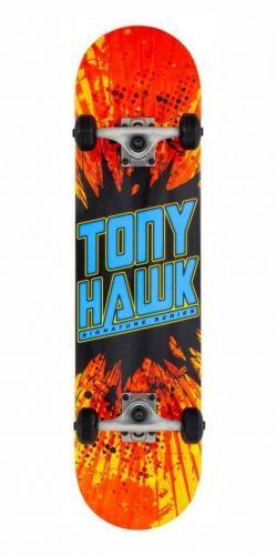 "Tony Hawk 180 Series Deskorolka 7.75"" Shatter Logo"