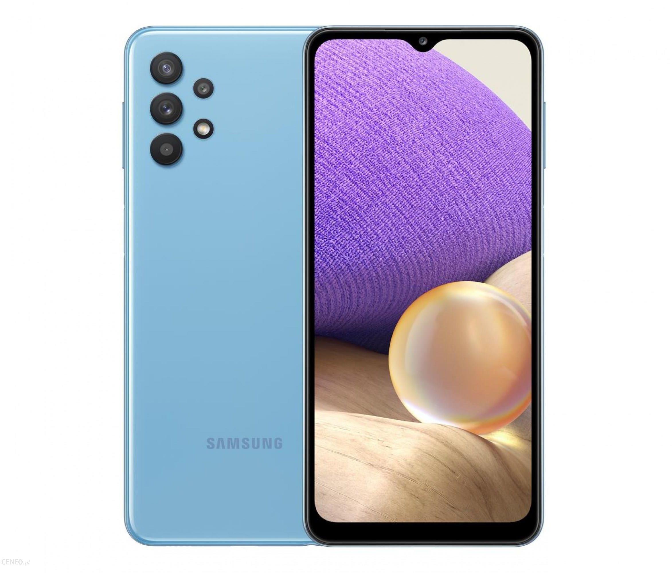 Samsung Galaxy A32 5G 128GB Dual SIM Niebieski (A326) SM-A326BZWUEUE