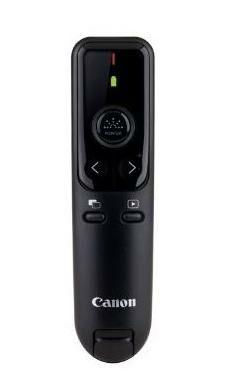 Bezprzewodowy prezenter laserowy Canon PR500-R + UCHWYT i KABEL HDMI GRATIS !!! MOŻLIWOŚĆ NEGOCJACJI  Odbiór Salon WA-WA lub Kurier 24H. Zadzwoń i Zamów: 888-111-321 !!!