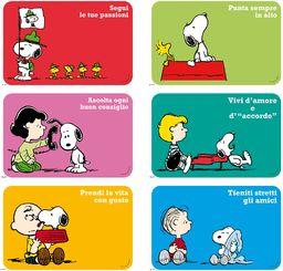 Brunch Time Podstawki zestaw 6 szt. Snoopy