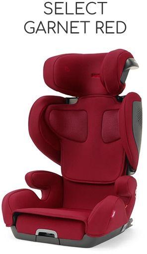 Recaro Mako Elite 2 (100-150 cm) - Select Garnet Red