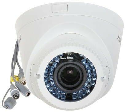KAMERA WANDALOODPORNA AHD, HD-CVI, HD-TVI, PAL DS-2CE56D0T-VFIR3F - 1080p 2.8... 12mm HIKVISION