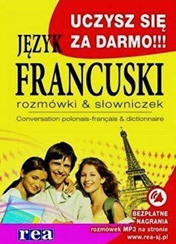 Język francuski rozmówki słowniczek - praca zbiorowa