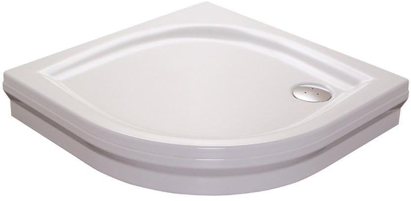 Ravak brodzik prysznicowy akrylowy Elipso 90 PAN A227701410
