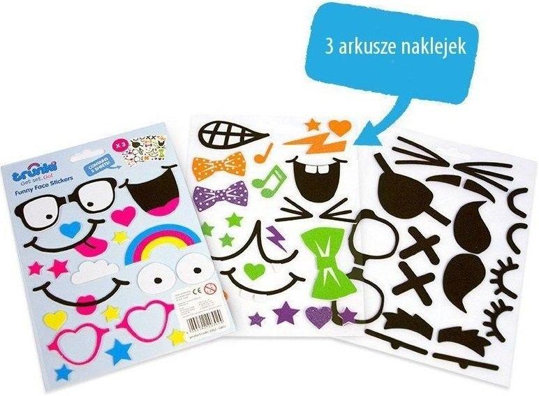 Naklejki na walizeczki Trunki Sticker Pack