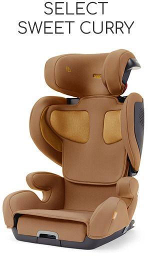 Recaro Mako Elite 2 (100-150 cm) - Select Sweet Curry