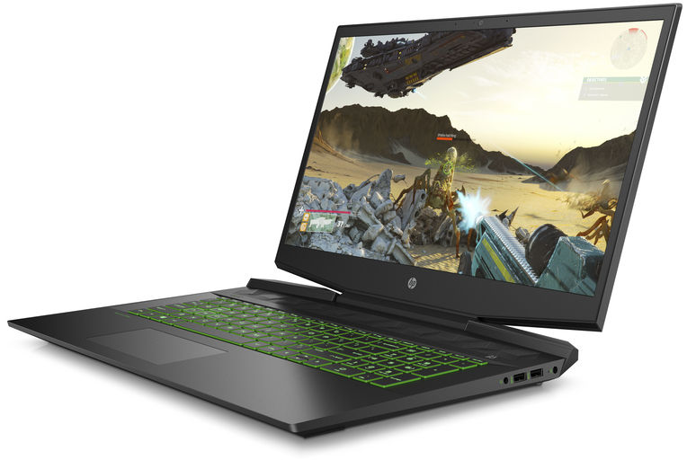 Laptop HP Pavilion 15-dk1001nw 1N8H4EA