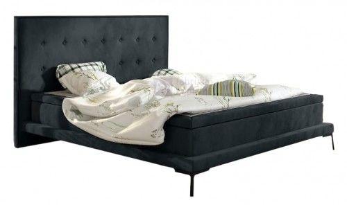 Łóżko 81239 tapicerowane M&K Foam Koło