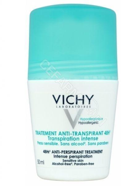 Vichy Dezodorant 48-H Anti-Transpirant roll-on 50 ml