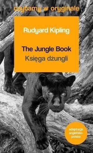 Czytamy w oryginale - Księga dżungli - Rudyard Kipling