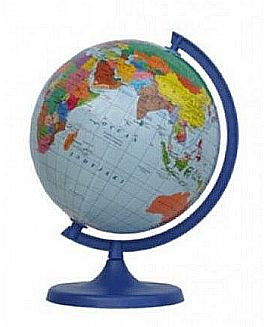 Globus polityczny 22 cm ZACHEM 0317