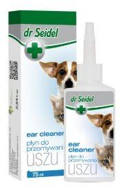 Płyn do przemywania uszu dla psów i kotów 75 ml