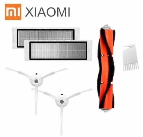 Zestaw filtrów i szczotek Xiaomi - Oryginalne Akcesoria