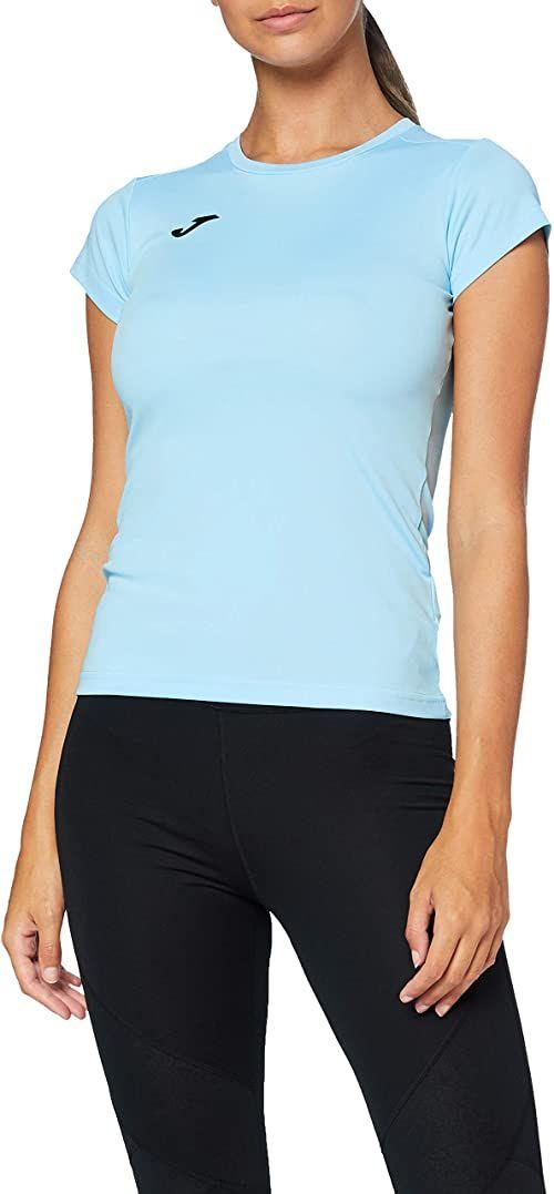 Joma damskie 900248.350 Joma damskie 900248.350 T-shirty damskie - niebieski/niebieski, 2X-małe Blue/Celeste XL