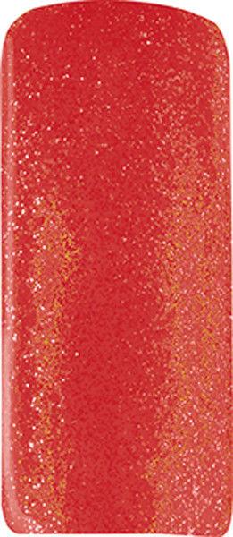 PEGGY SAGE - I-LAK lakier hybrydowy do paznokci z brokatem shiny orange - 15ml - ( ref. 190031)