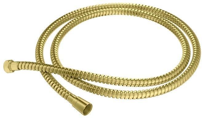 Kohlman wąż prysznicowy 150 cm złoty połysk wazEGD
