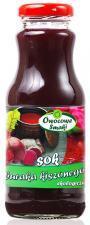 Sok z buraka kiszonego BIO 250ml Owocowe smaki