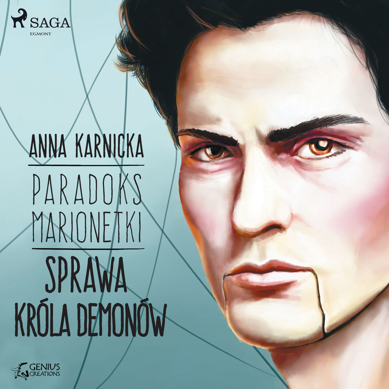 Paradoks marionetki: Sprawa Króla Demonów - Anna Karnicka - audiobook