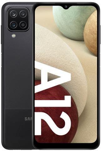 Samsung Galaxy A12 64GB Dual SIM Czarny (A125) SM-A125FZBVEUE