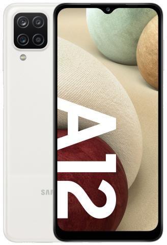 Samsung Galaxy A12 64GB Dual SIM Biały (A125) SM-A125FZBVEUE