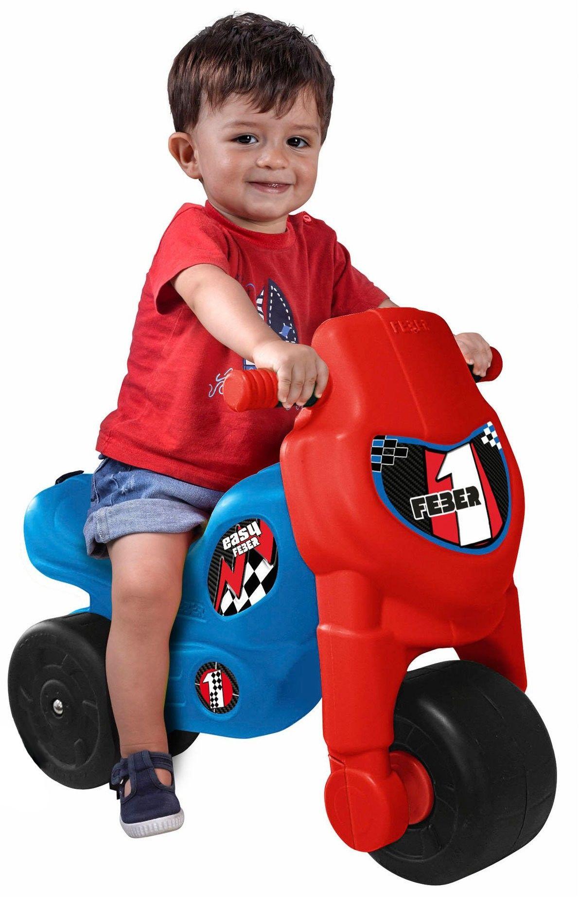 Feber Jeździk biegowy dla dzieci odpychacz MotoFeber