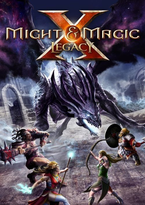 Might & Magic X Legacy Deluxe (PC) klucz Uplay