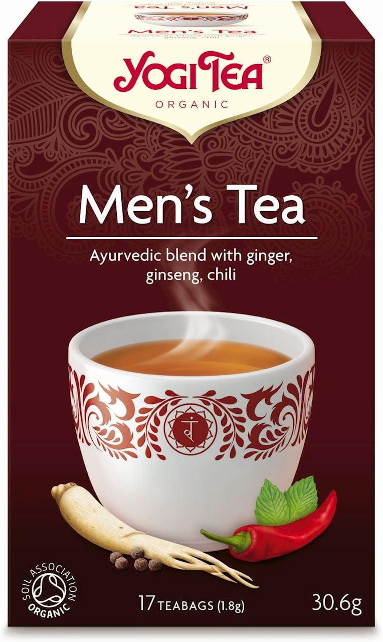 Herbatka dla Mężczyzn BIO 31g - Yogi Tea
