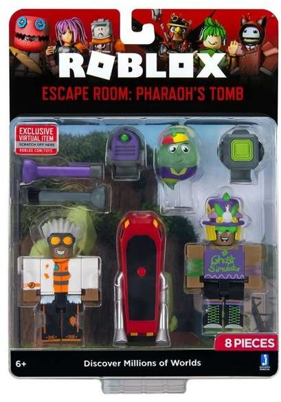 Roblox zestaw Game Pack Ghost Simulator - TM Toys