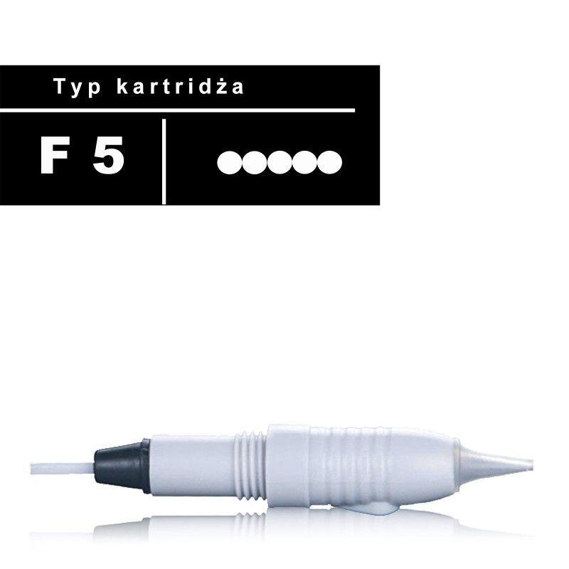 Kartridż F5 10 szt. do makijażu permanentnego