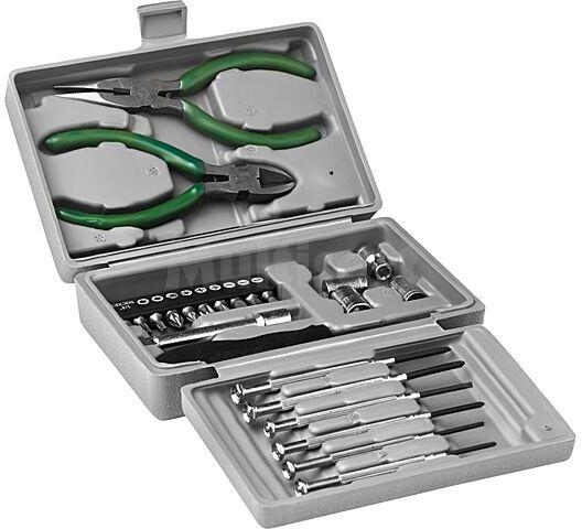 Podręczny zestaw narzędzi w walizce