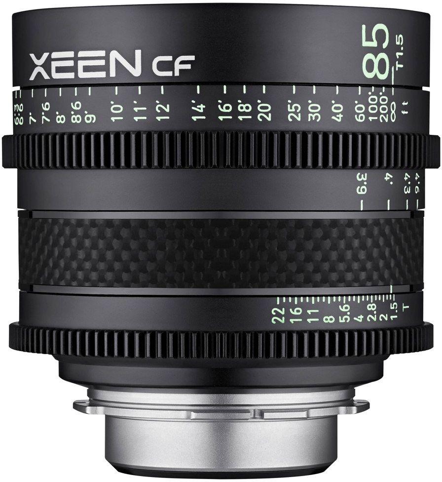 Obiektyw Samyang Xeen CF 85mm T1.5 PL