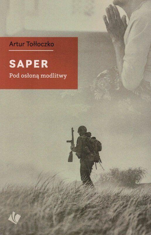Saper Pod osłoną modlitwy - Artur Tołłoczko - oprawa miękka