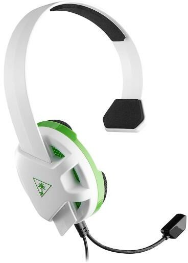 Turtle Beach Recon Chat Xbox (biało-zielony)