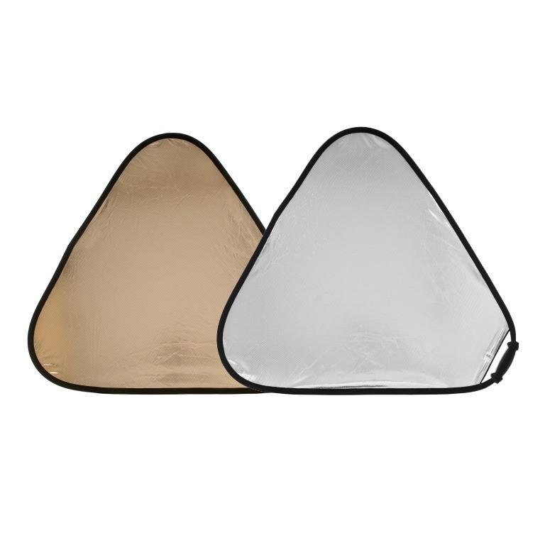 Lastolite LL LR3728 - blenda TriGrip słoneczny/ srebrny miękki 120cm