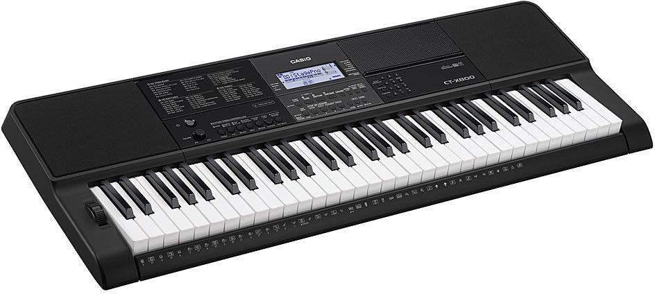 Casio CT-X800 - keyboard - Raty 30x0%!
