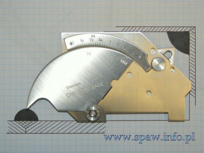 Wielofunkcyjny spoinomierz MG-8