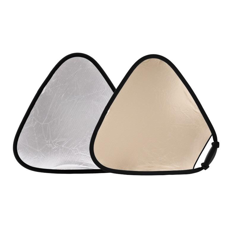 Lastolite LL LR3628 - blenda TriGrip słoneczny/ srebrny miękki 75cm