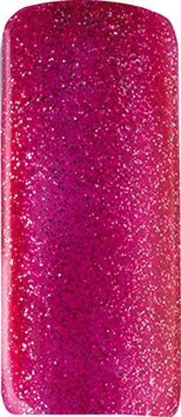 PEGGY SAGE - I-LAK lakier hybrydowy do paznokci z brokatem fizzy pink - 15ml - ( ref. 190023)