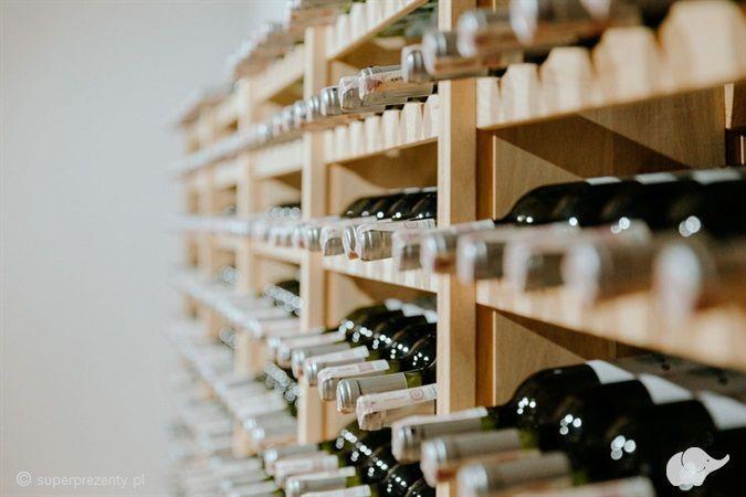 Zwiedzanie winnicy z degustacją i winem w prezencie okolice Kutna