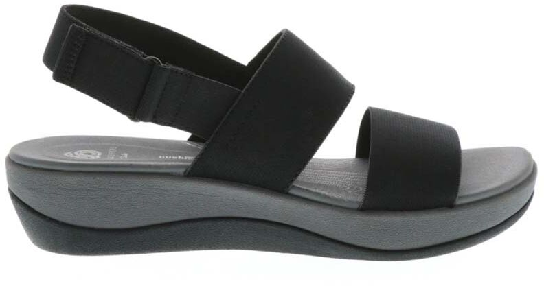 Damskie sandały Arla Jacory Black26125603