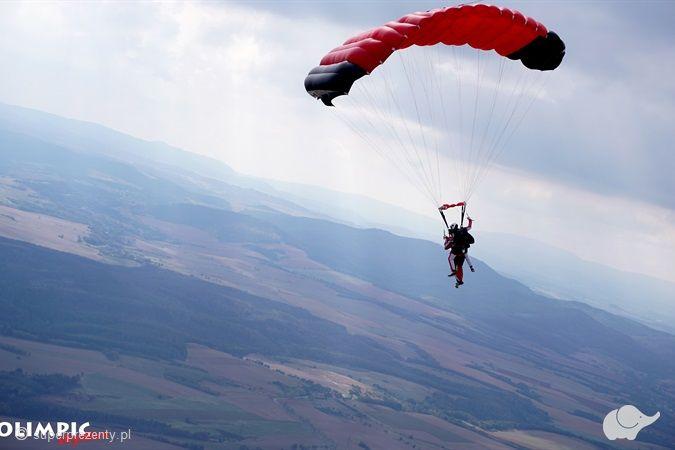 Skok spadochronowy STANDARD w Ostrowie Wielkopolskim