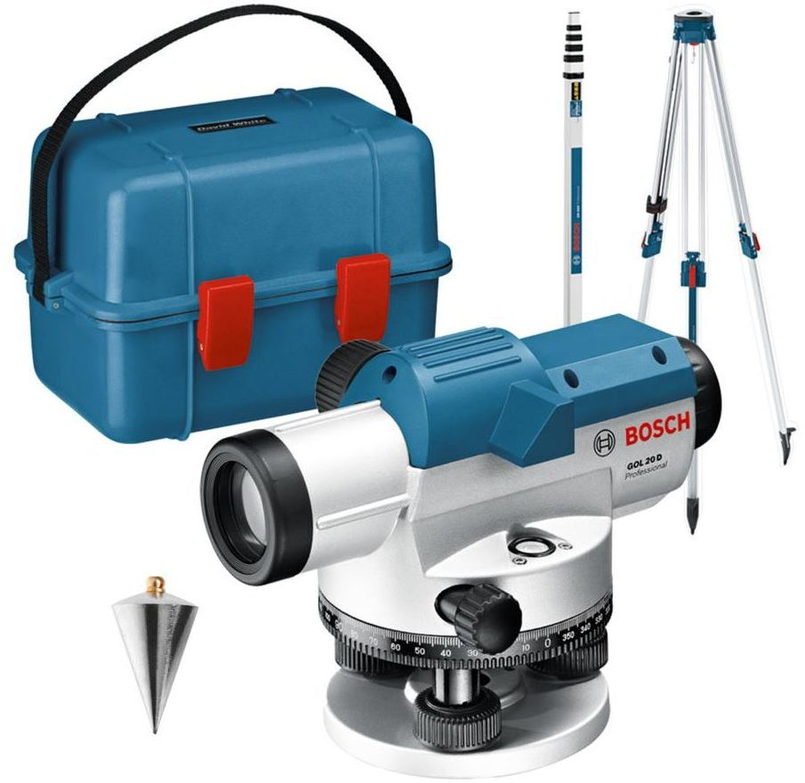 Niwelator optyczny GOL20 D Basic BB zestaw Bosch Professional