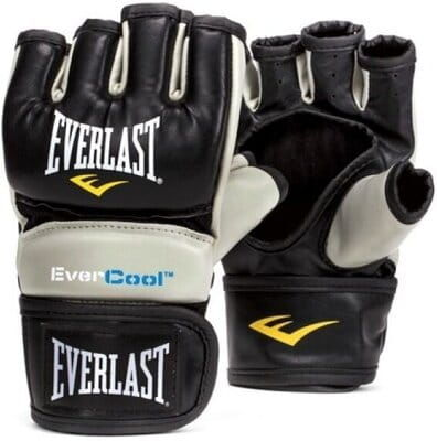 RĘKAWICE EVERLAST MMA EVERSTRIKE BLACK