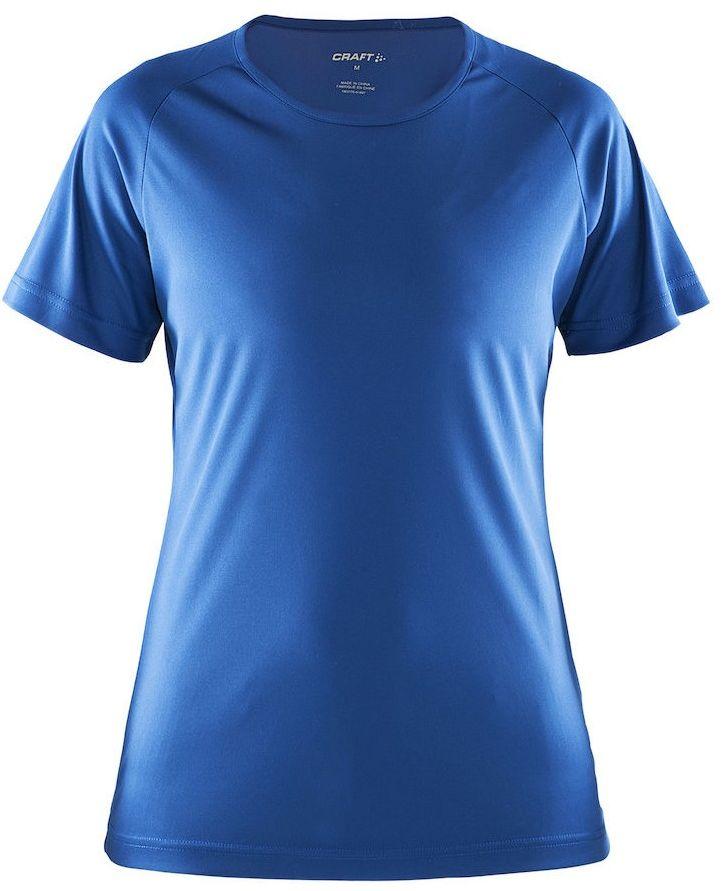 CRAFT Event Tee Damska koszulka sportowa niebieska 1908609-336000 Rozmiar: XL,1908609-336000