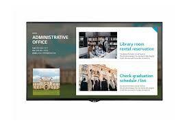 Monitor LG Digital Signage 43SE3KE+ UCHWYTorazKABEL HDMI GRATIS !!! MOŻLIWOŚĆ NEGOCJACJI  Odbiór Salon WA-WA lub Kurier 24H. Zadzwoń i Zamów: 888-111-321 !!!