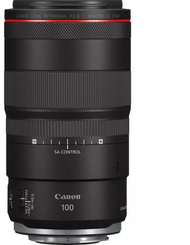 Obiektyw Canon RF 100mm F2.8L Macro IS USM