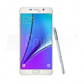 Phablet Samsung Galaxy Note 5 - kopie wiadomości SMS, MMS i e-mail, Kolor - Biały