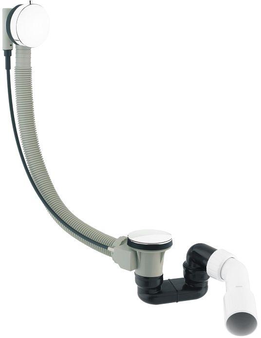 Omnires syfon wannowy automatyczny biały TK104-PLUS-3.35+64-SBP