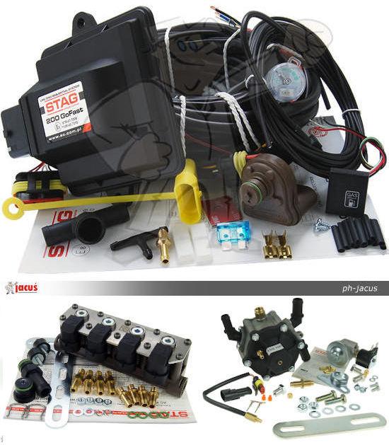 AC STAG 200 GoFast R02 W02 150KM Sekwencja